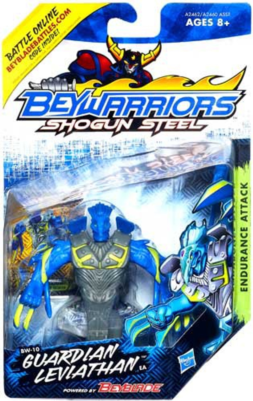 Beyblade Beywarriors Shogun Steel Guardian Leviathan BW-10