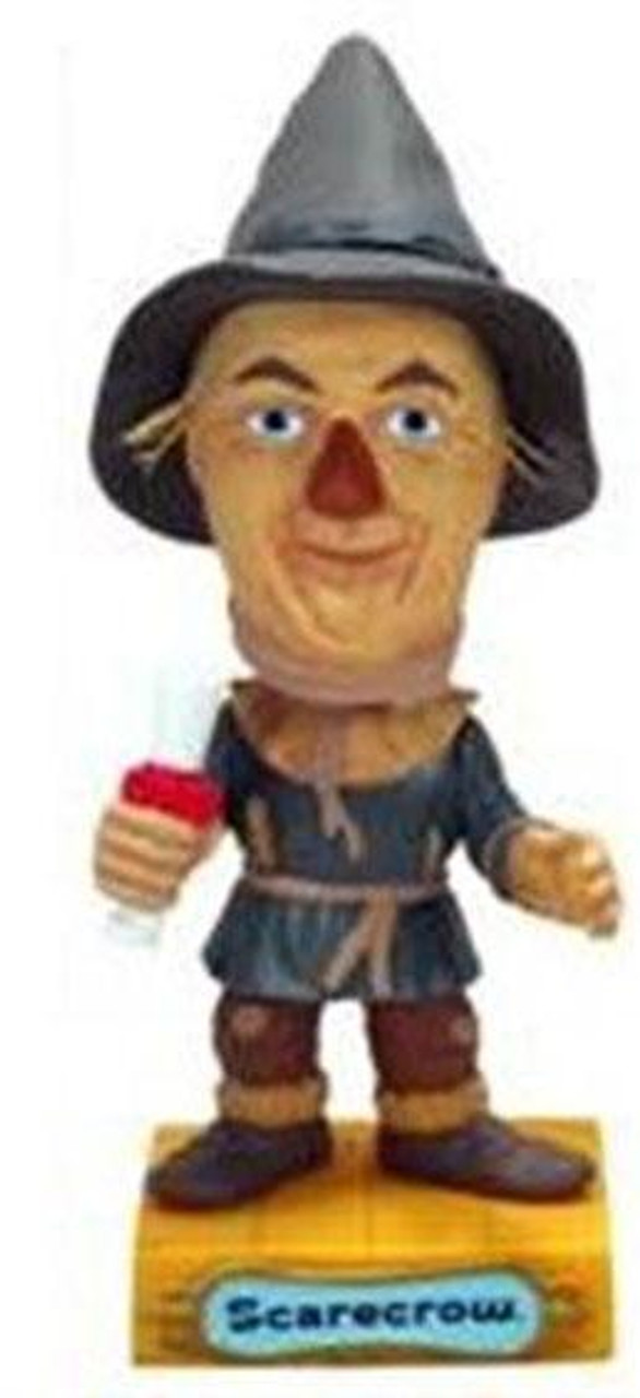 Funko The Wizard of Oz Wacky Wobbler Scarecrow Bobble Head