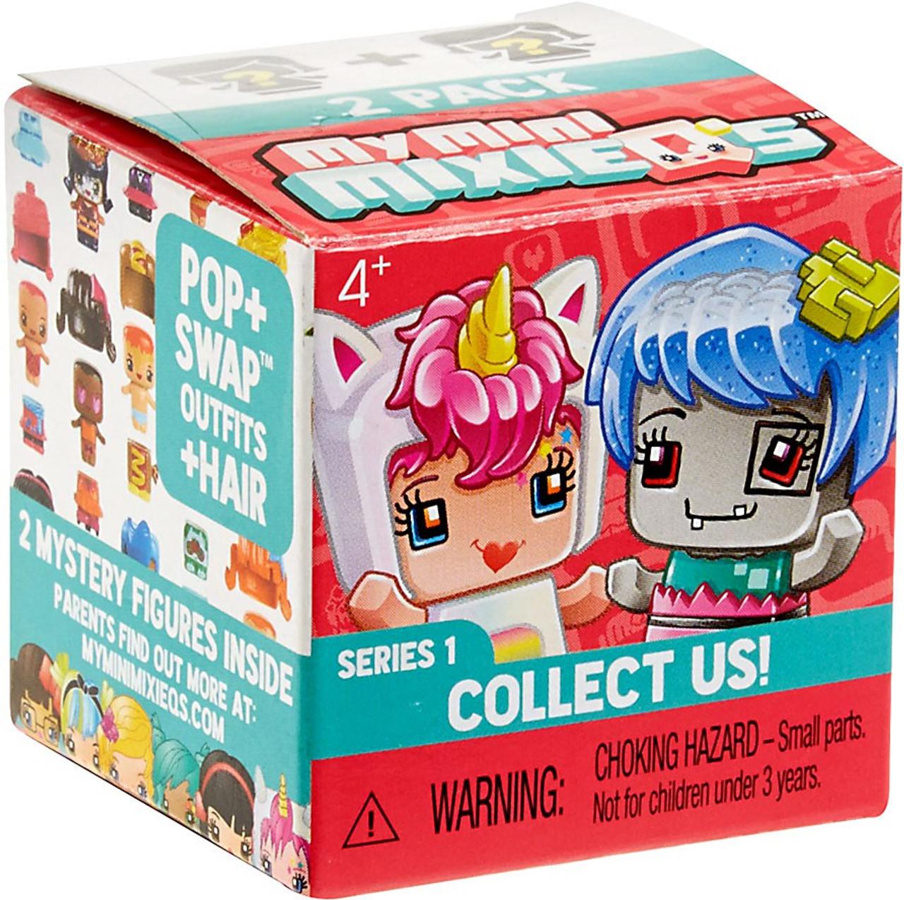 My Mini MixieQs My Mini MixieQs Series 1 Mystery Pack Mattel Toys