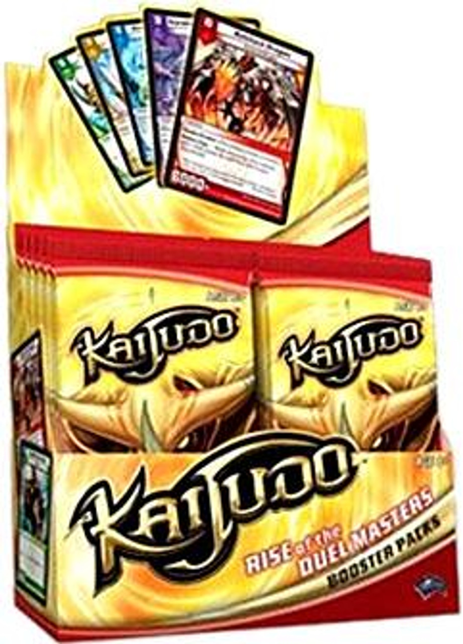 Kaijudo Rise of the Duel Masters Core Set Booster Box [24 Packs]