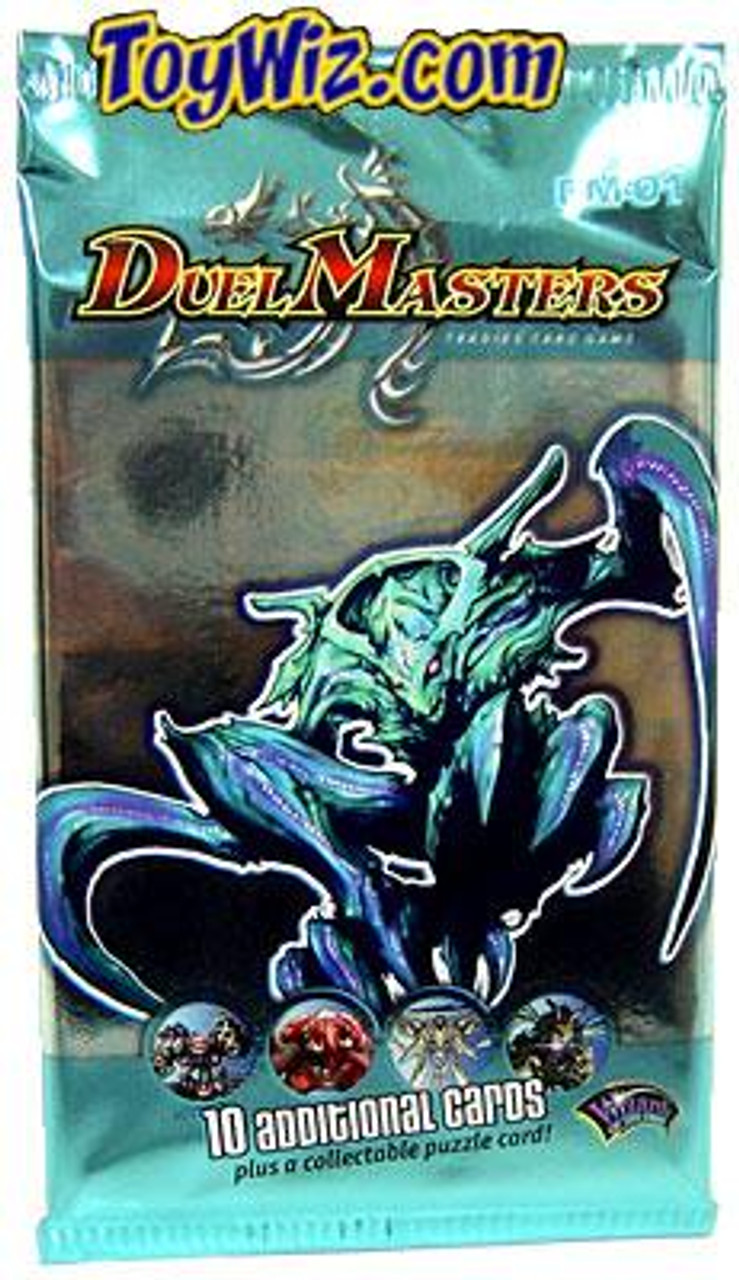 Duel Masters Card Game Base Set Booster Pack DM-01