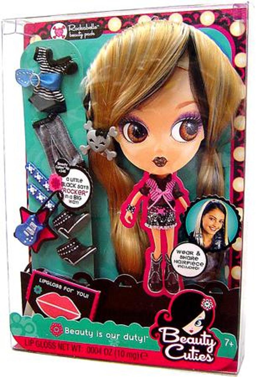 Beauty Cuties Beauty Pack Rockabelle Doll Set