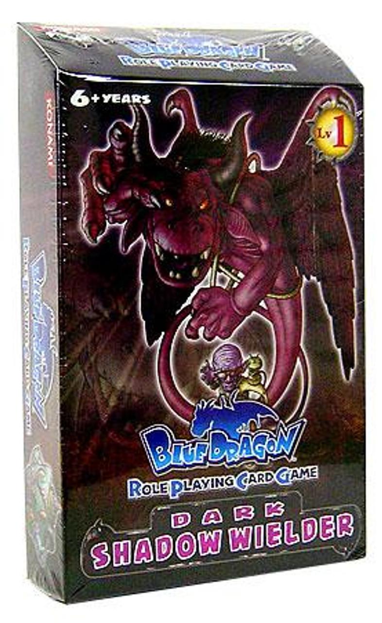 Blue Dragon Roleplaying Card Game Shadow Wielder Dark Starter Deck
