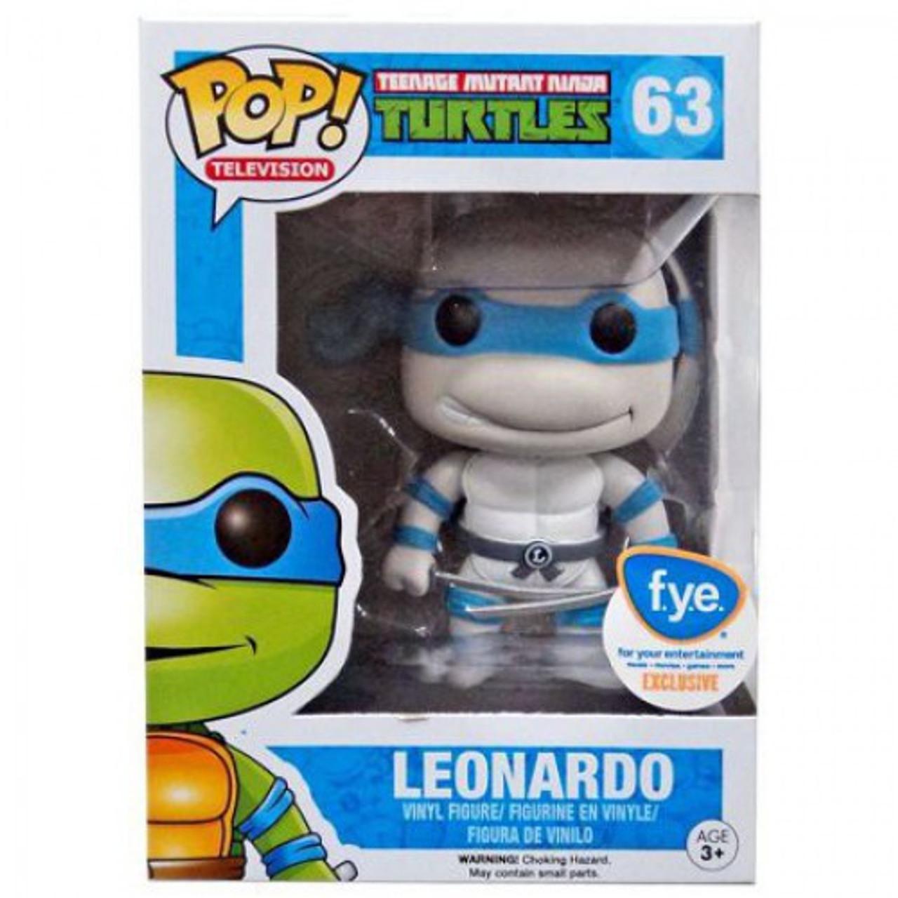 Funko Teenage Mutant Ninja Turtles Funko Pop Tv Leonardo