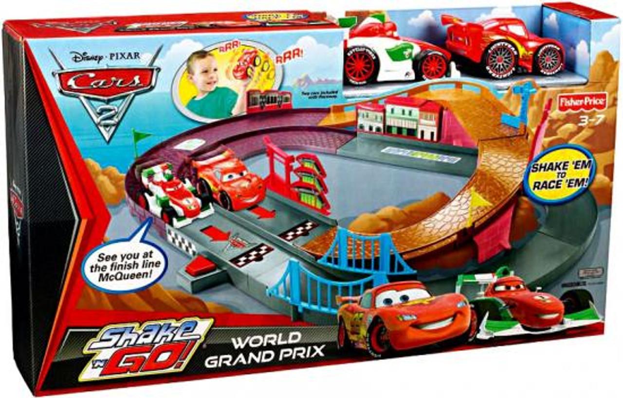 Fisher Price Disney Cars Shake And Go