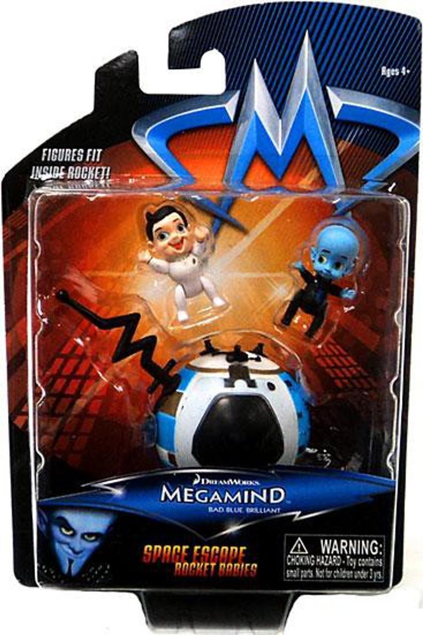 Megamind Rocket Babies Mini Figure 2-Pack
