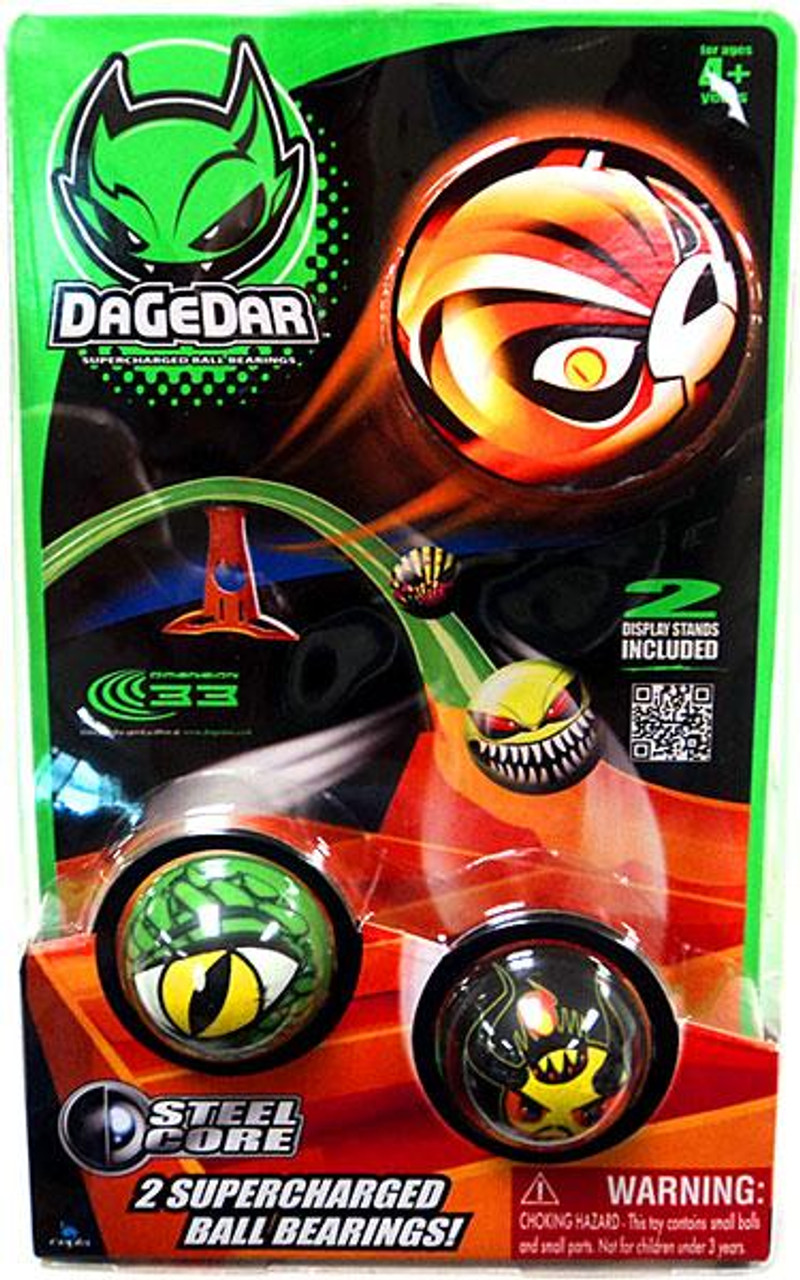 DaGeDar Steel Core 2-Pack [Random Balls]