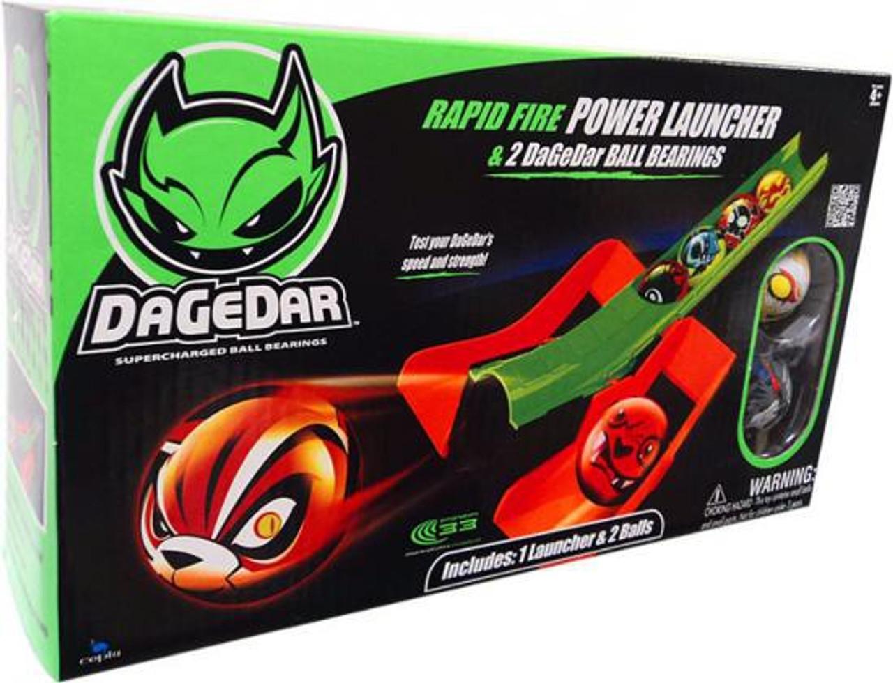 DaGeDar Rapid Fire Power Launcher Set