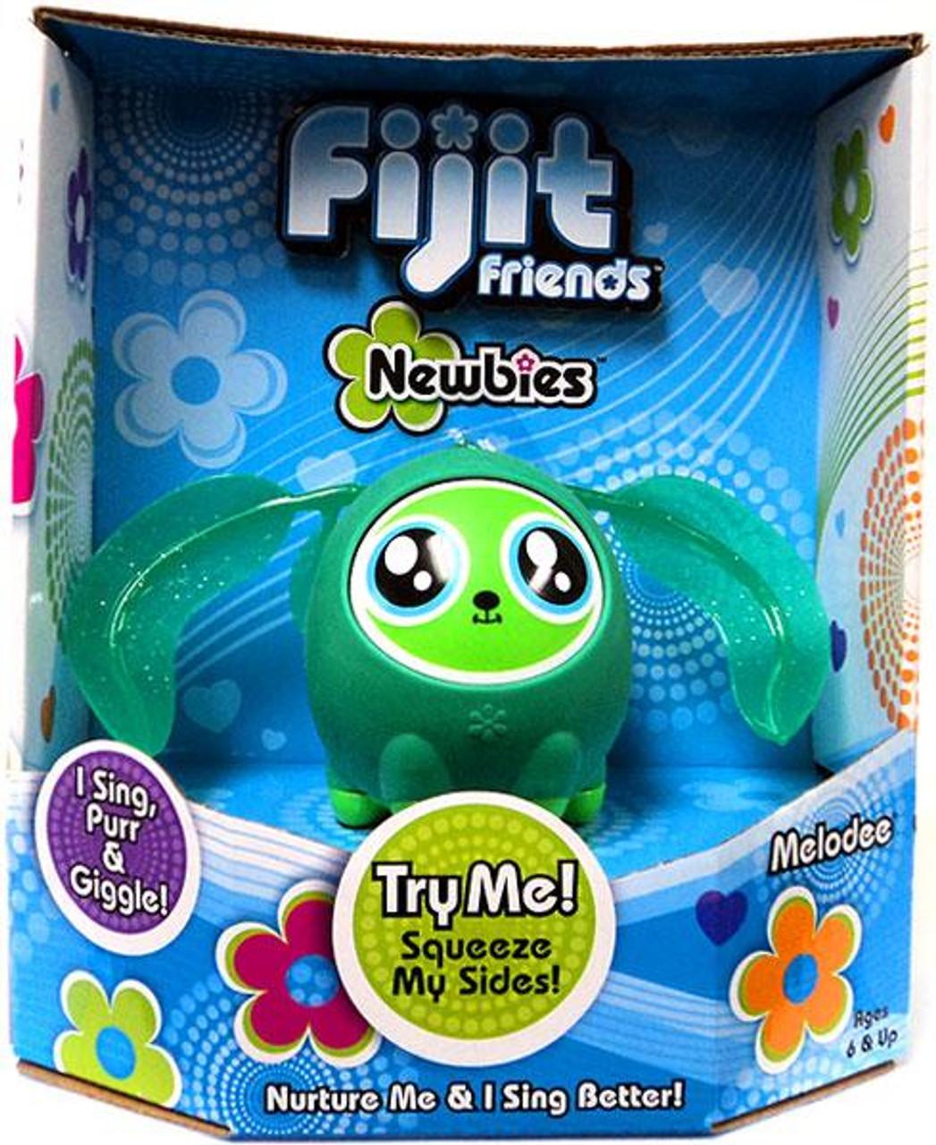 Fijit Friends Melodee Interactive Toy [Green]