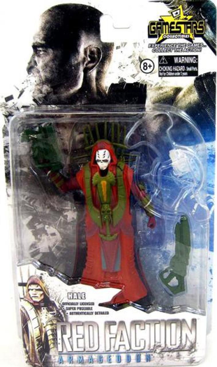 Red Faction Armageddon Gamestars Hale Action Figure