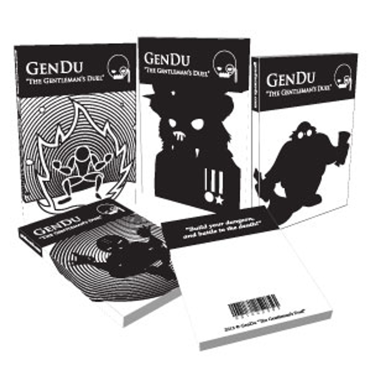 GenDu The Gentleman's Duel Alpha Booster Box