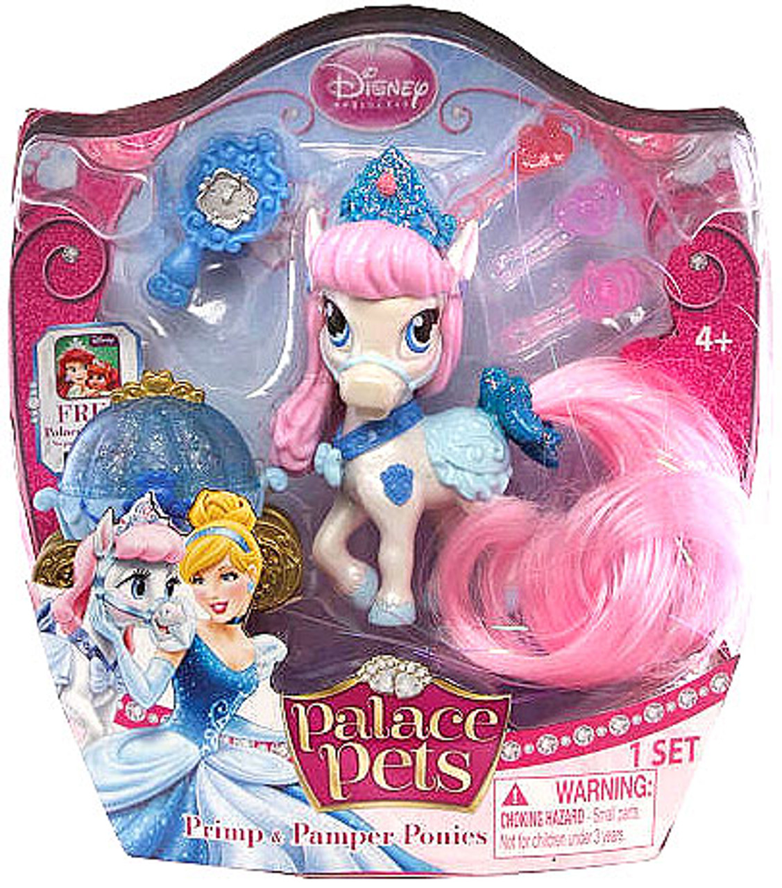 Palace Pets Bibbidy Figure Pack [Cinderella's Pony]