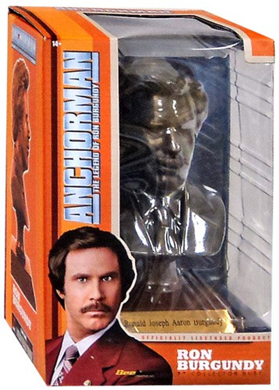 Anchorman Ron Burgundy 7-Inch Resin Bust