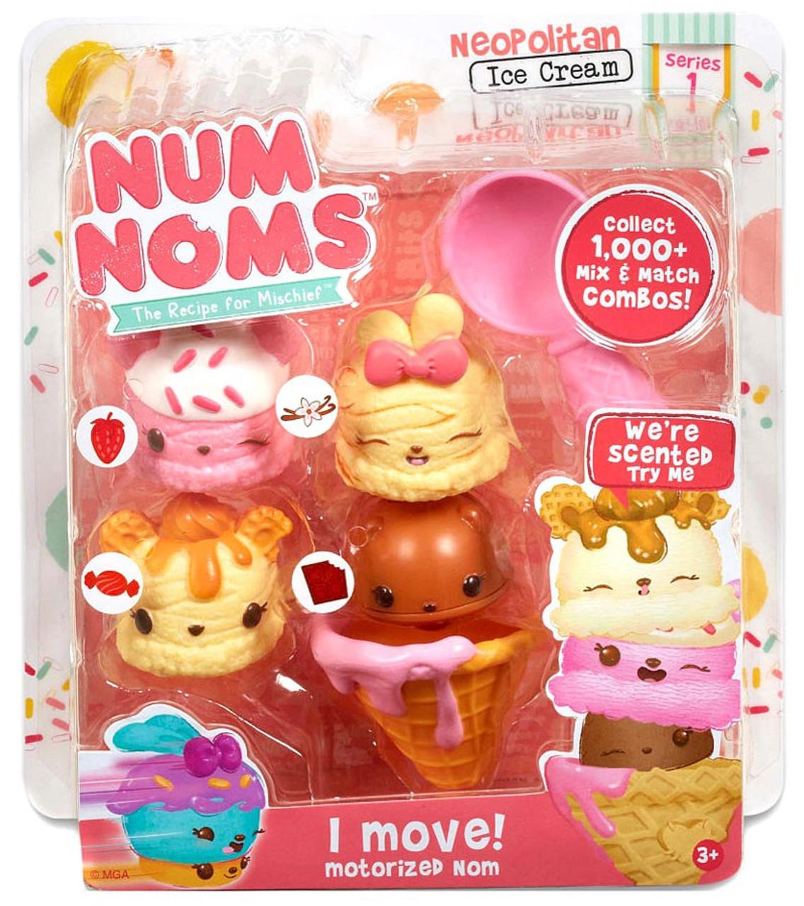 New product invented nom nom cupcake