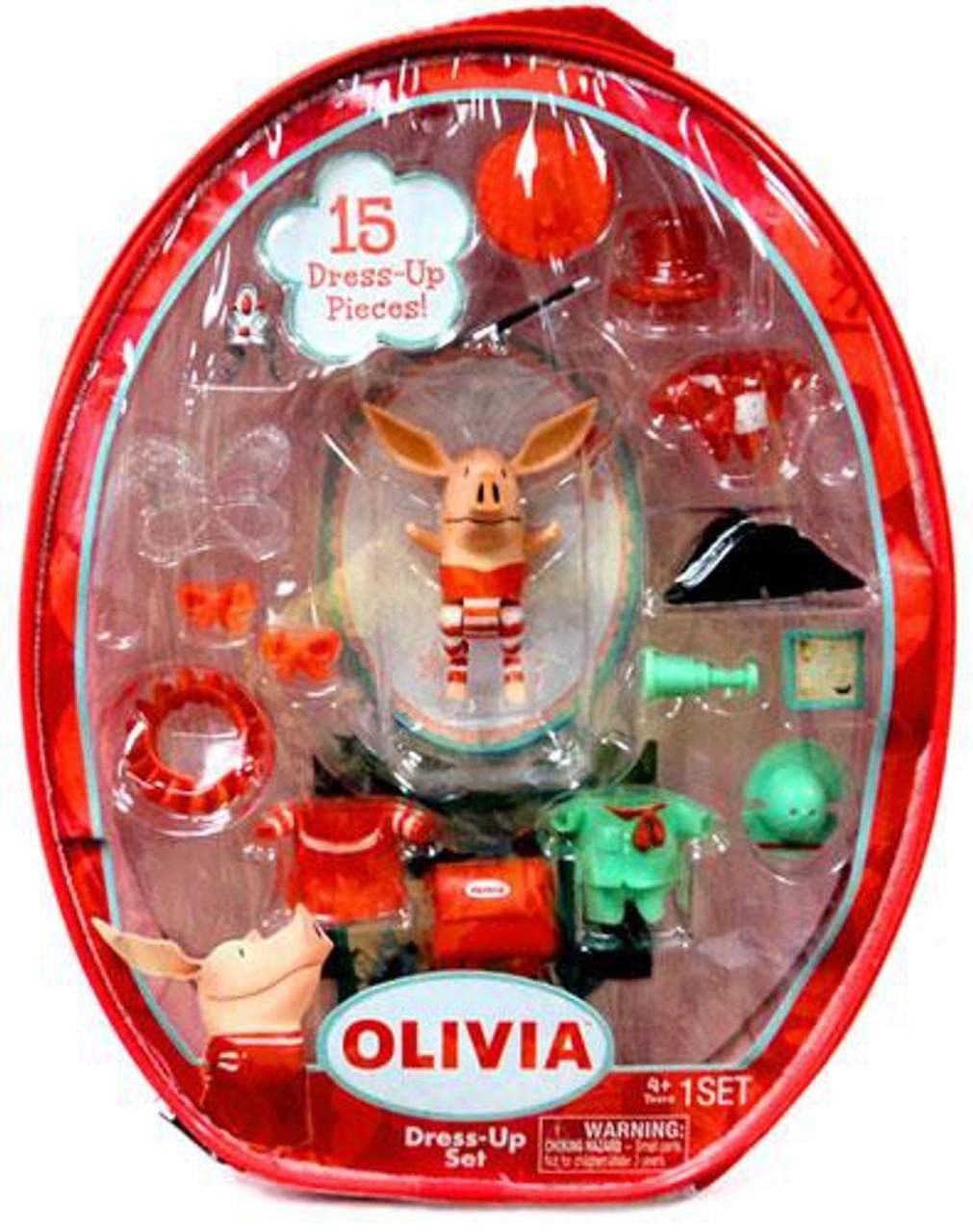 Olivia Dress Up Set 3-Inch
