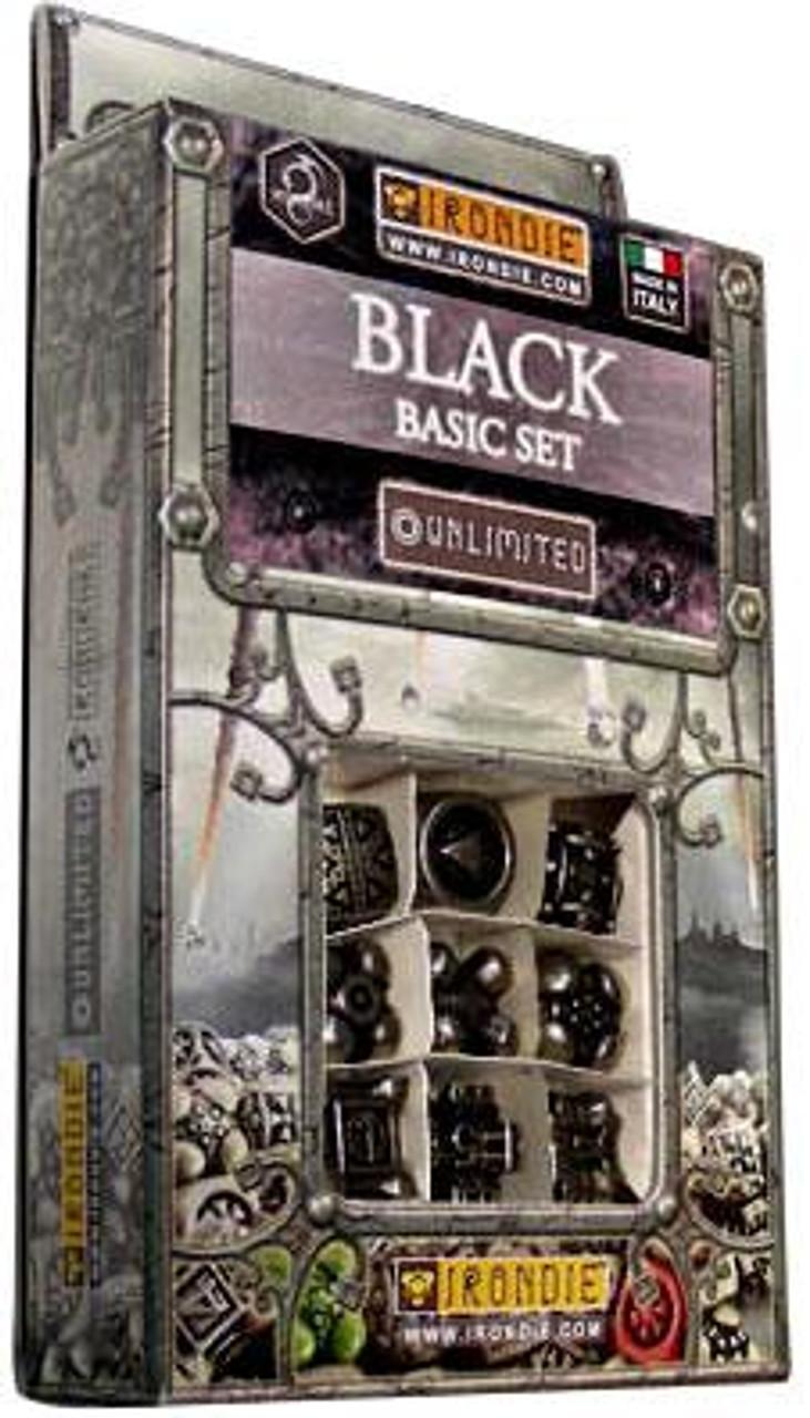 IronDie Unlimited Black Basic Starter Set