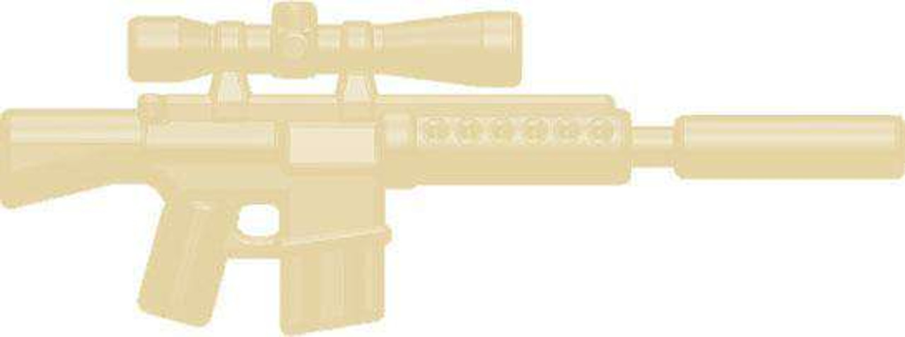 BrickArms Weapons M110 SASS 2.5-Inch [Tan]