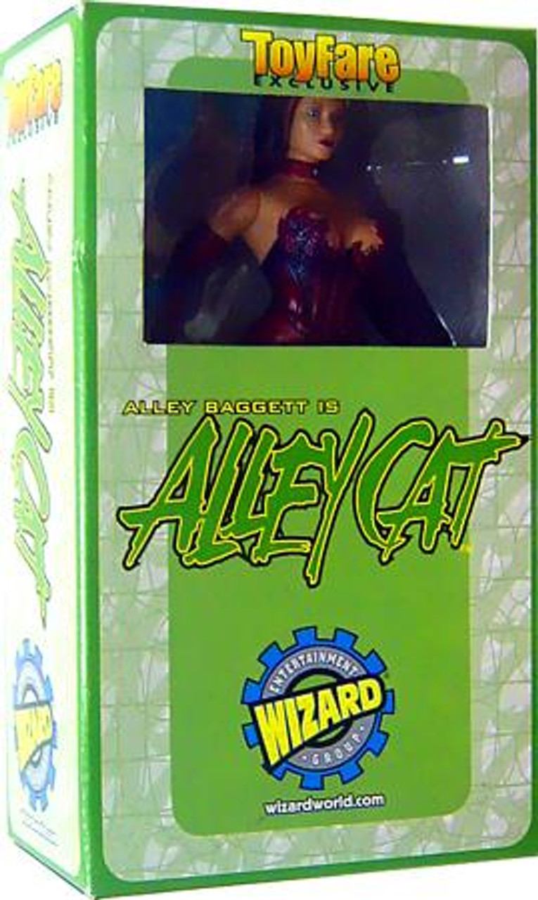Alley Cat Exclusive Action Figure