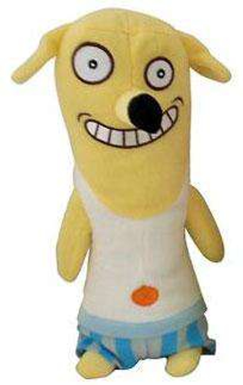 Almost Naked Animals Howie the Dog 11-Inch Plush