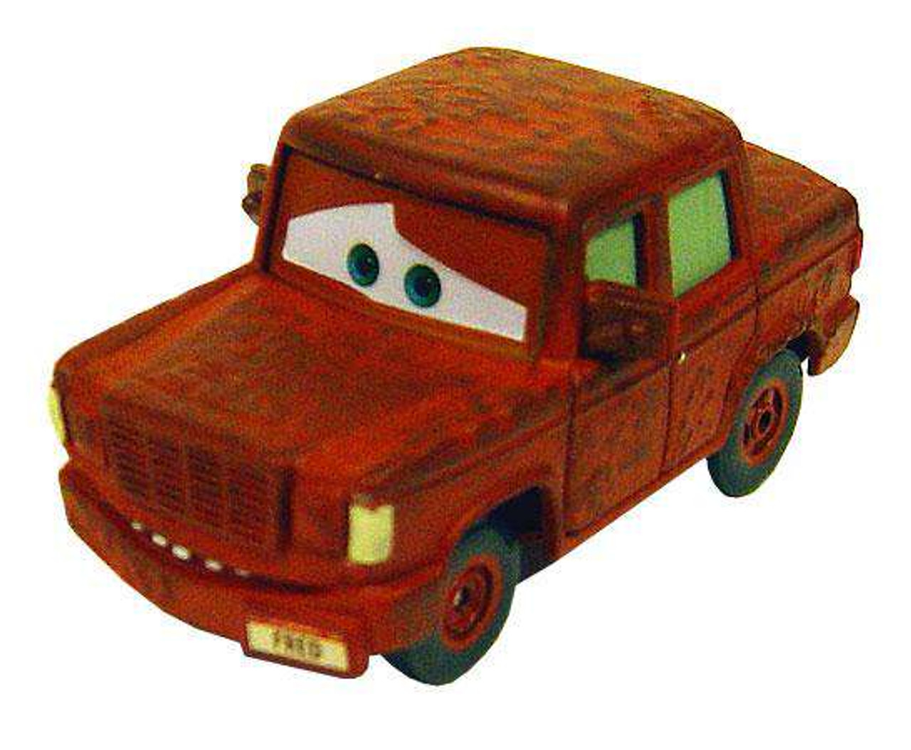Disney Cars 1:48 Loose Fred Diecast Car [Loose]