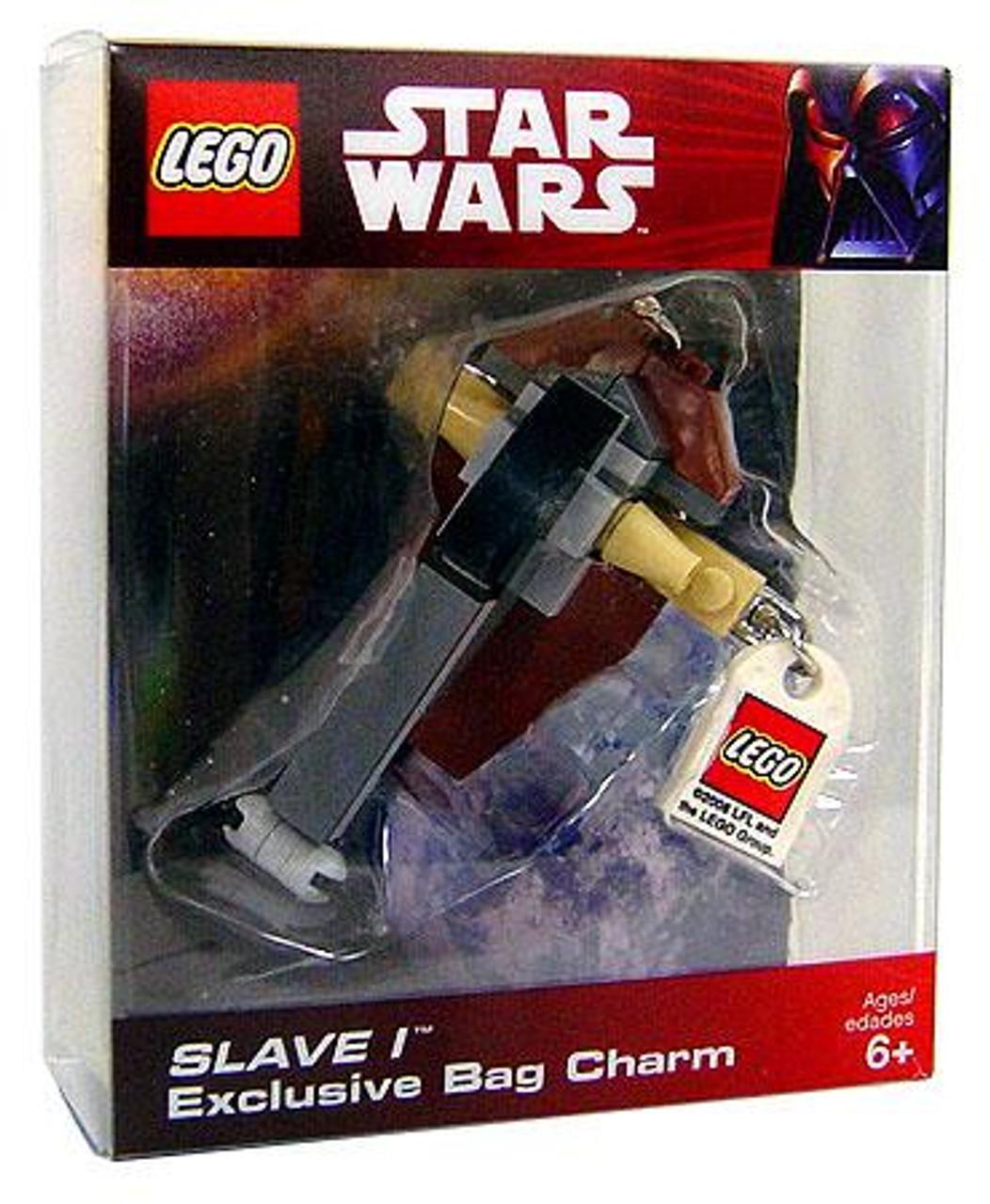 LEGO Star Wars Empire Strikes Back Slave 1 Bag Charm Exclusive