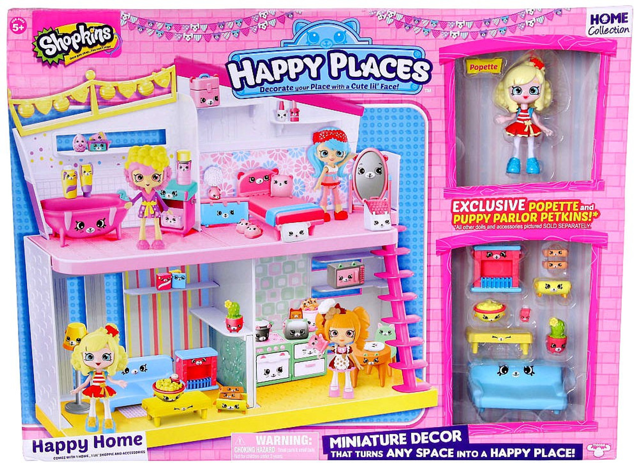 shopkins happy places happy home playset moose toys toywiz