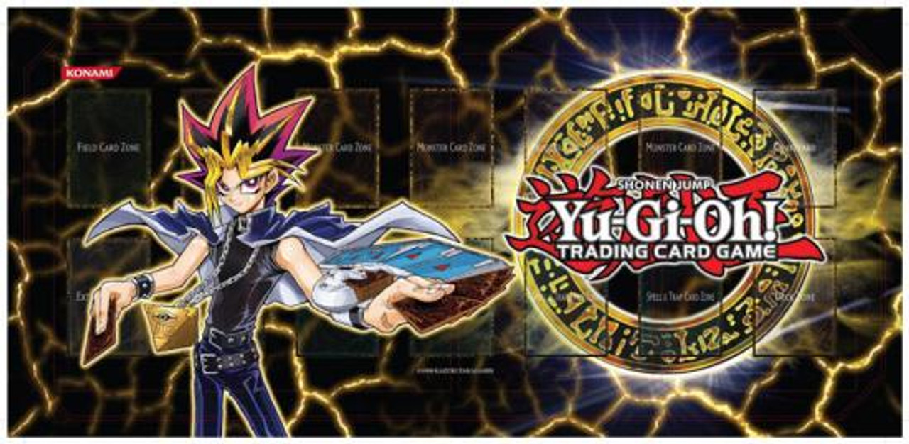 YuGiOh Legendary Collection 3 Game Board Boxed Set