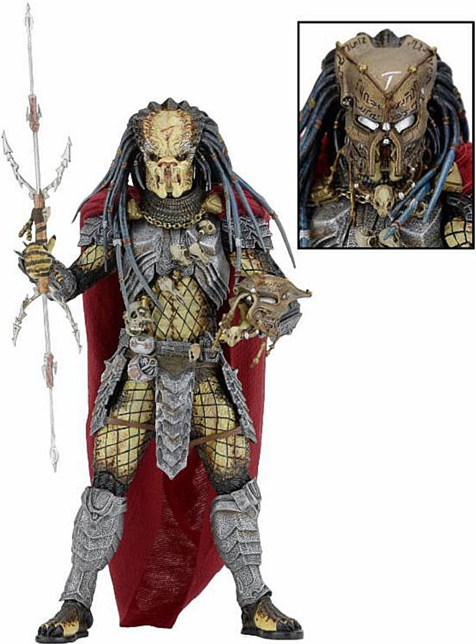 NECA Series 17 Elder Predator Action Figure