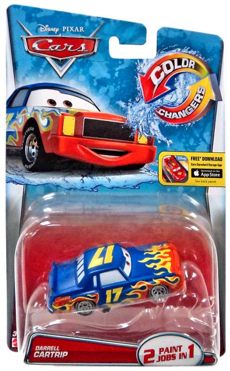 Cars  Toys Color Changers