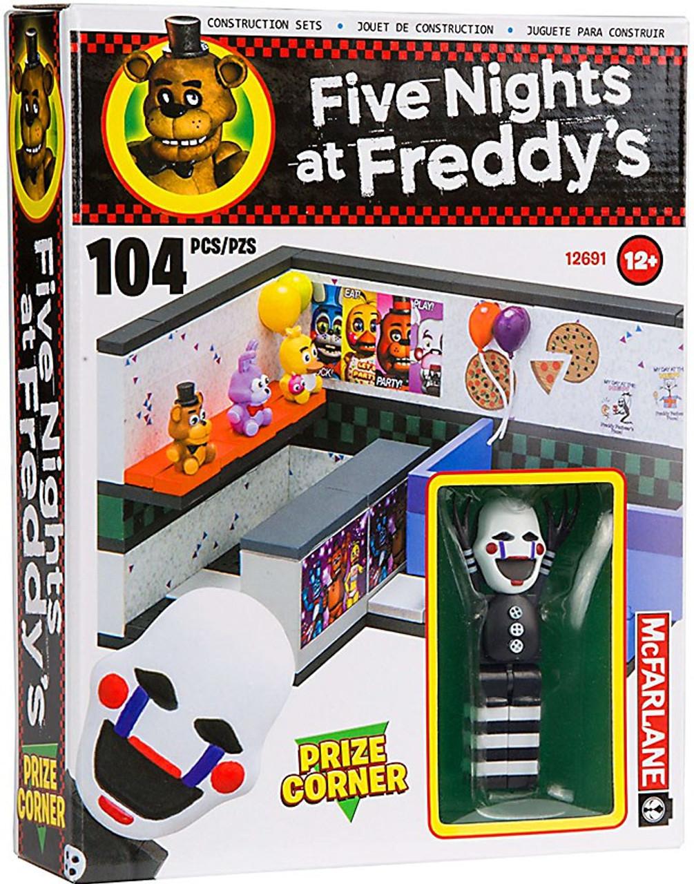Mcfarlane Toys Five Nights At Freddys Prize Corner