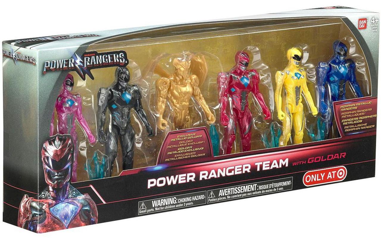 """Résultat de recherche d'images pour """"power rangers movie pack"""""""