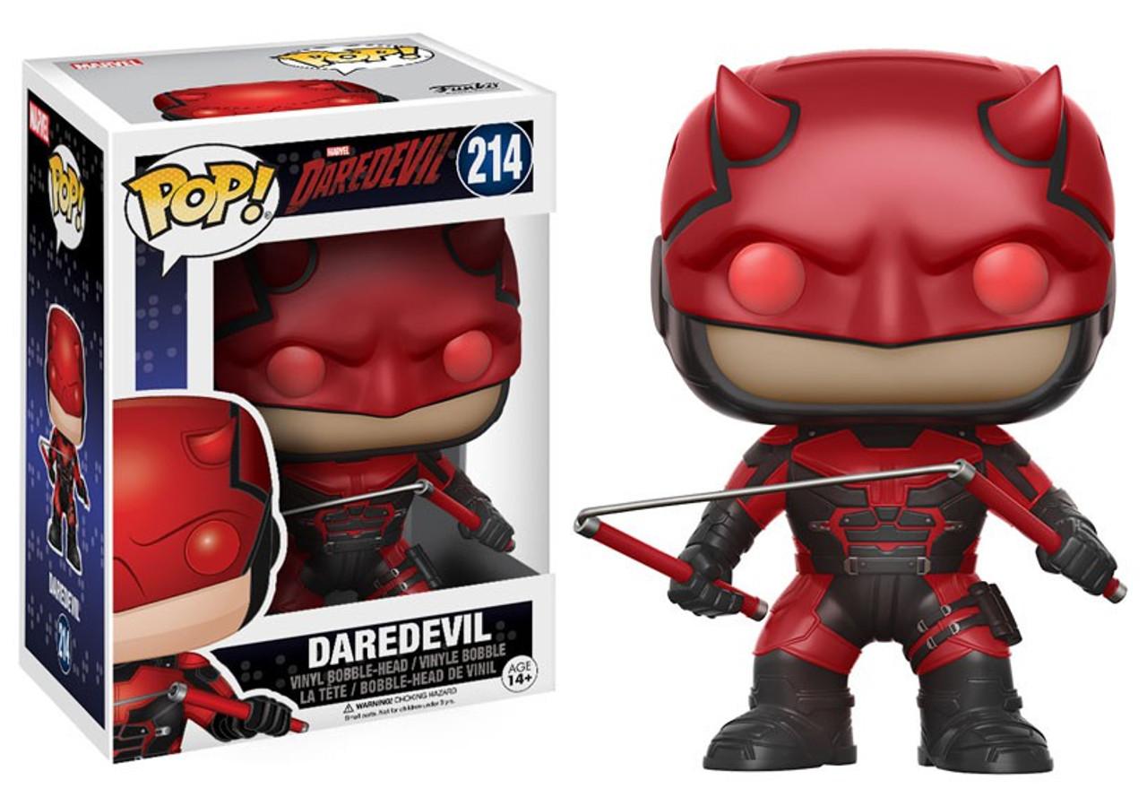 Funko Marvel Daredevil Netflix Funko Pop Marvel Daredevil