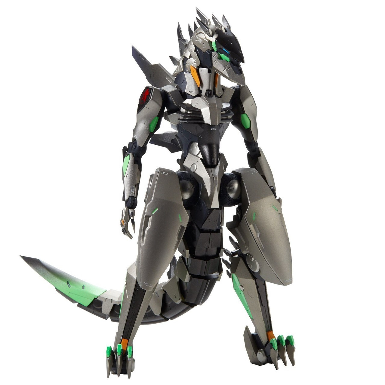 Godzilla vs Evangelion Riobot Shiryu Prototype Unit 01 Action Figure