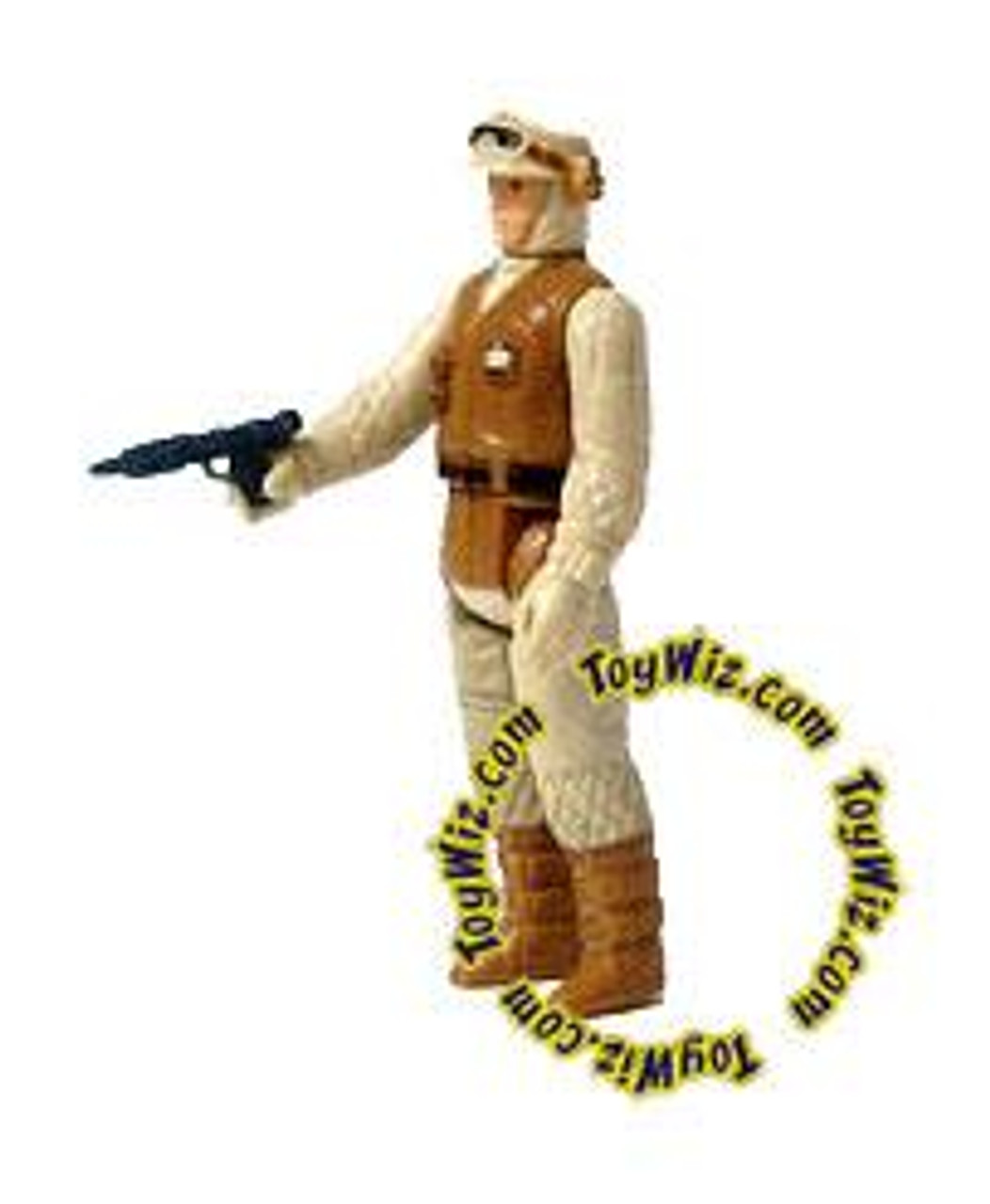 Star Wars Empire Strikes Back Vintage 1980 Hoth Rebel Soldier Action Figure [Loose (No Package)] [C-9 Complete]