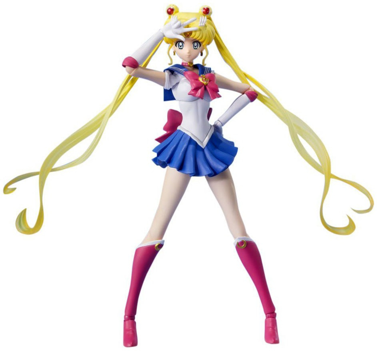 Sailor Moon Crystal S.H. Figuarts Sailor Moon 5.3 Action