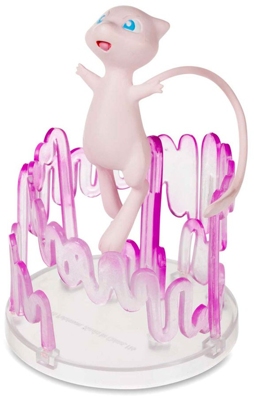 Pokemon Gallery Figures Mew Psychic PVC Figure