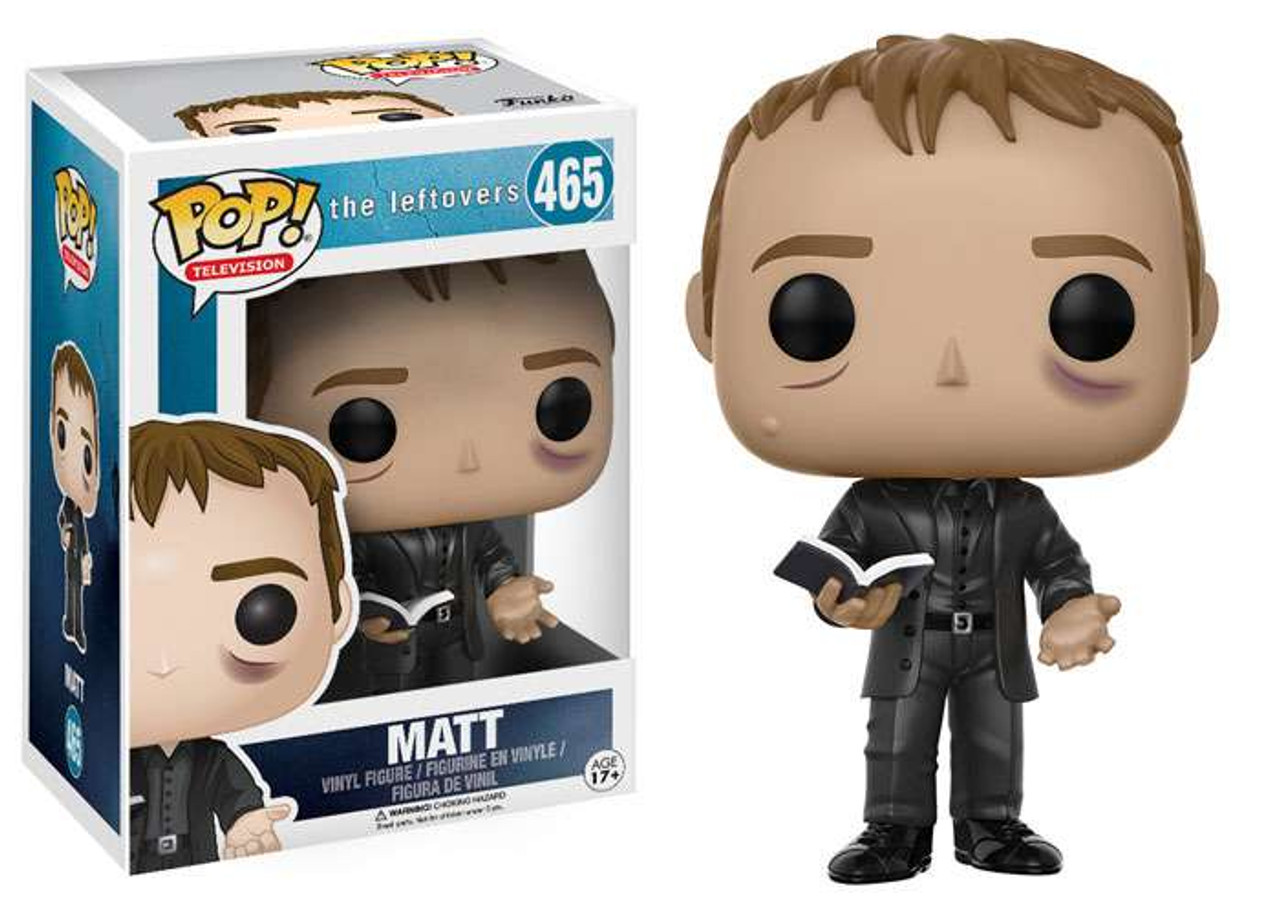 Funko The Leftovers Funko Pop Television Matt Vinyl Figure