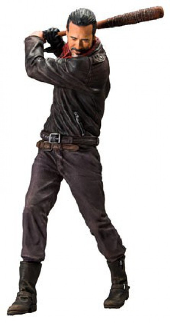 McFarlane Toys Walking Dead AMC TV Negan Deluxe Action Figure