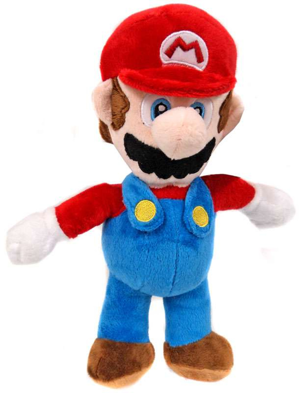 how to make a mario plush toy