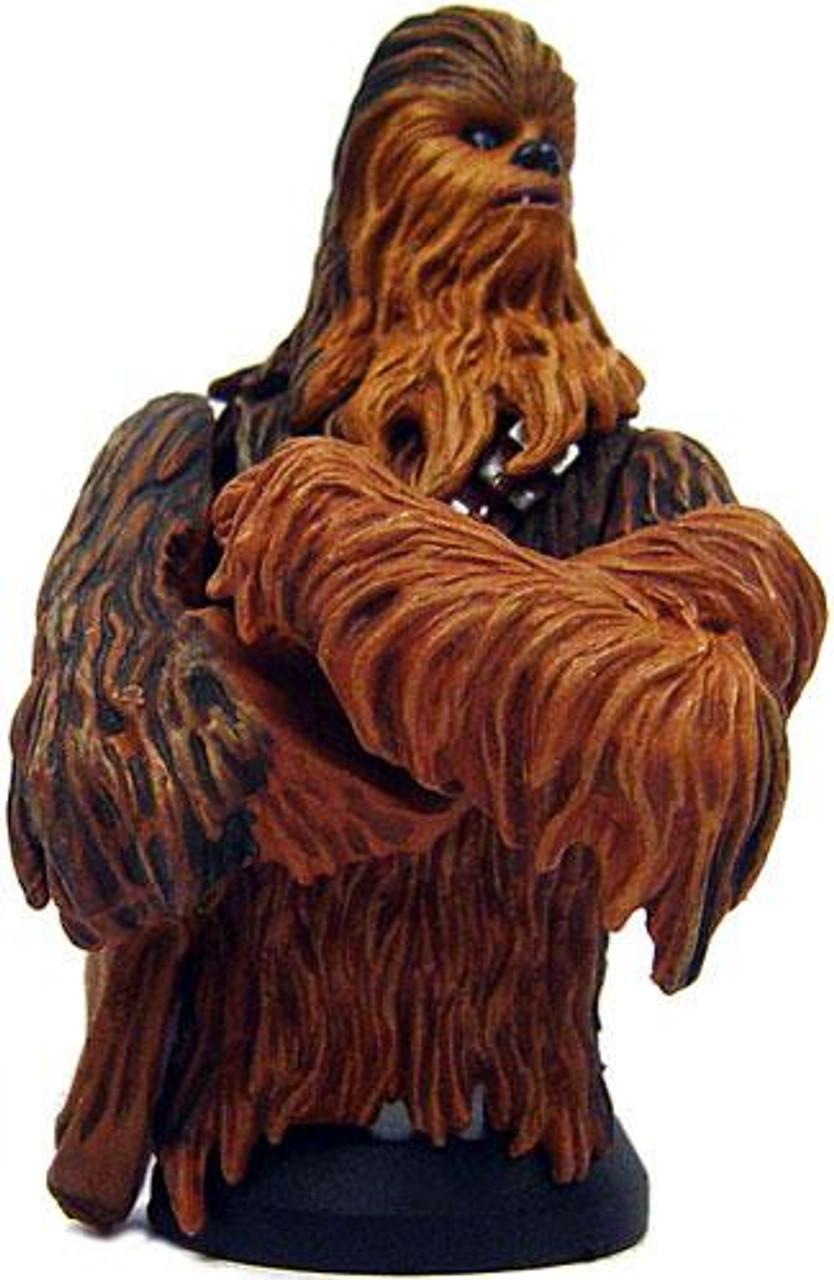 Star Wars Bust-Ups Series1 Chewbacca Micro Bust