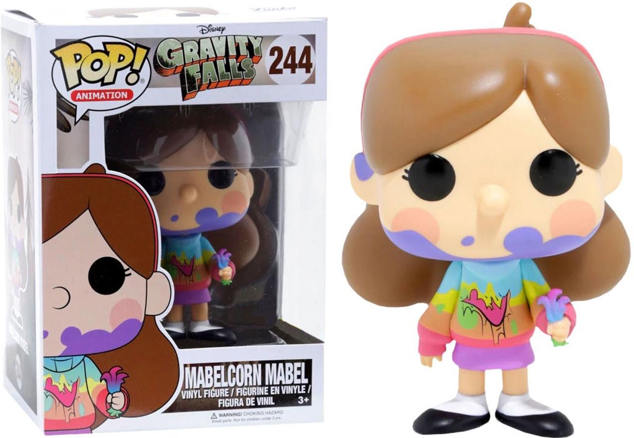 Funko Gravity Falls Pop Animation Mabelcorn Mabel