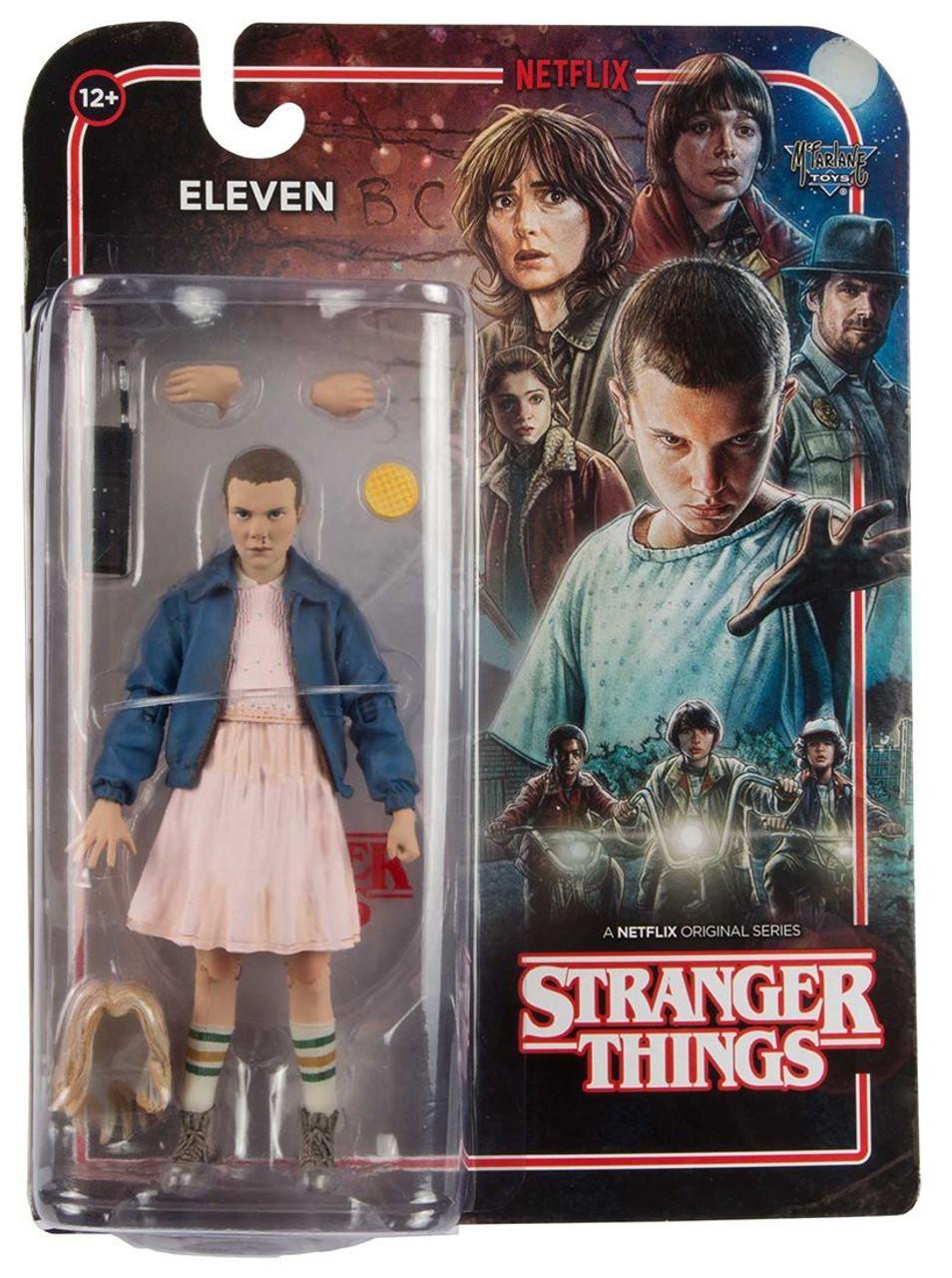 Stranger Things Toys : Mcfarlane toys stranger things eleven action figure toywiz