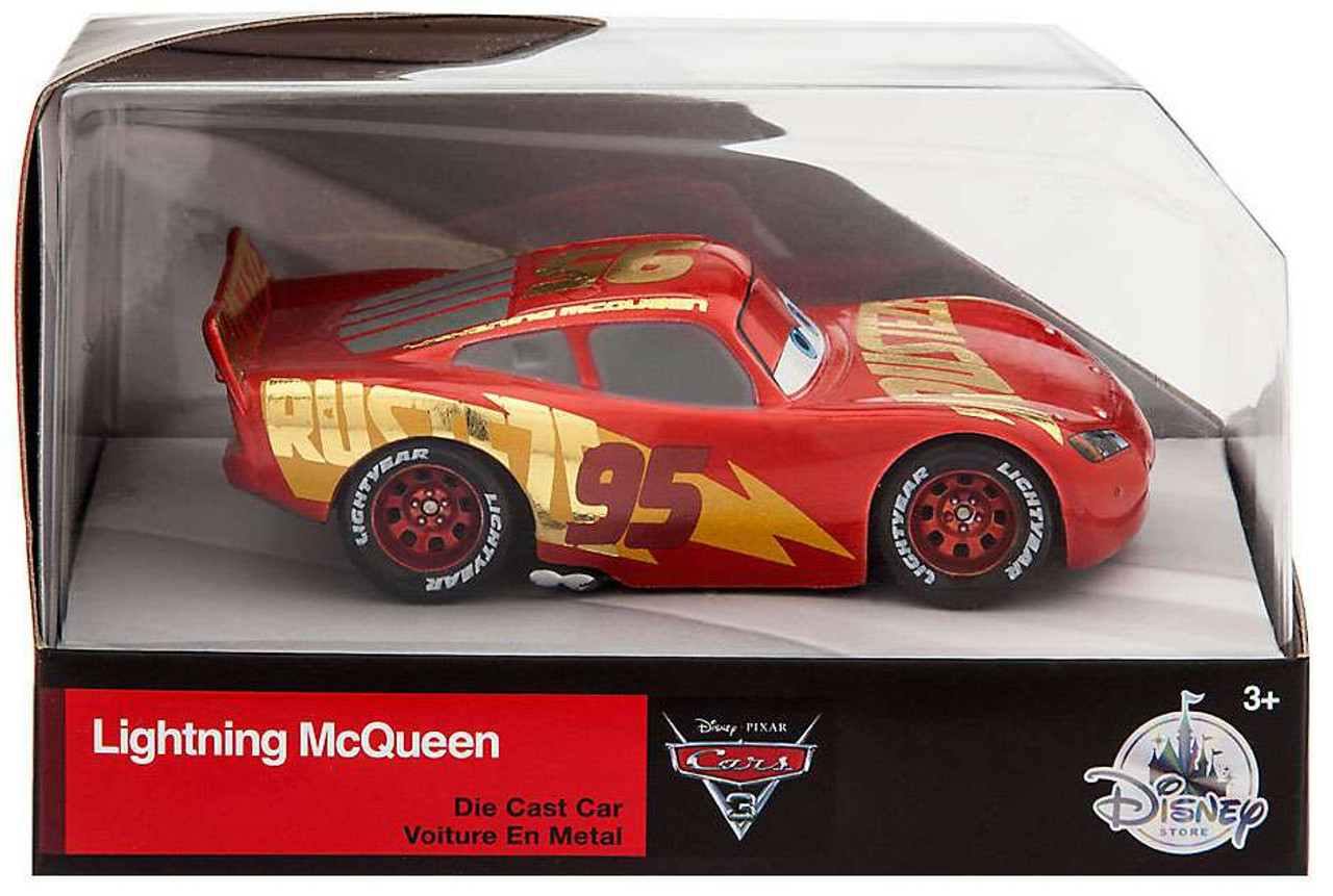 Disney Cars Cars 3 Lightning McQueen Cars 3 Edition Exclusive 143