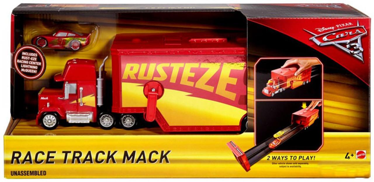 Výsledek obrázku pro Disney Cars 3 Race Track Mack