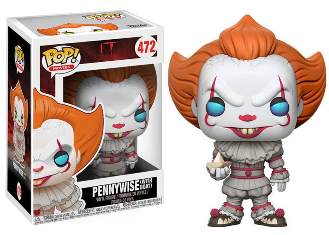 Image result for pennywise pop!