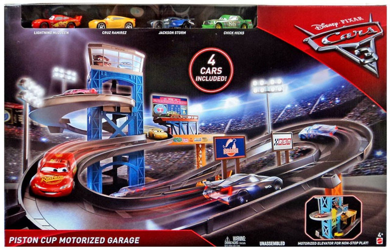 Cars  Garage Playset