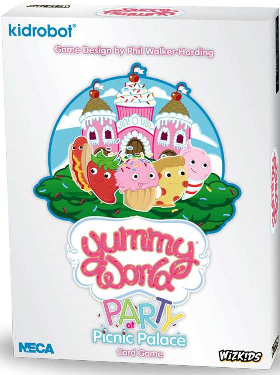 Yummy World Wizkids Party at Picnic Palace Card Game (Pre-Order ships November)