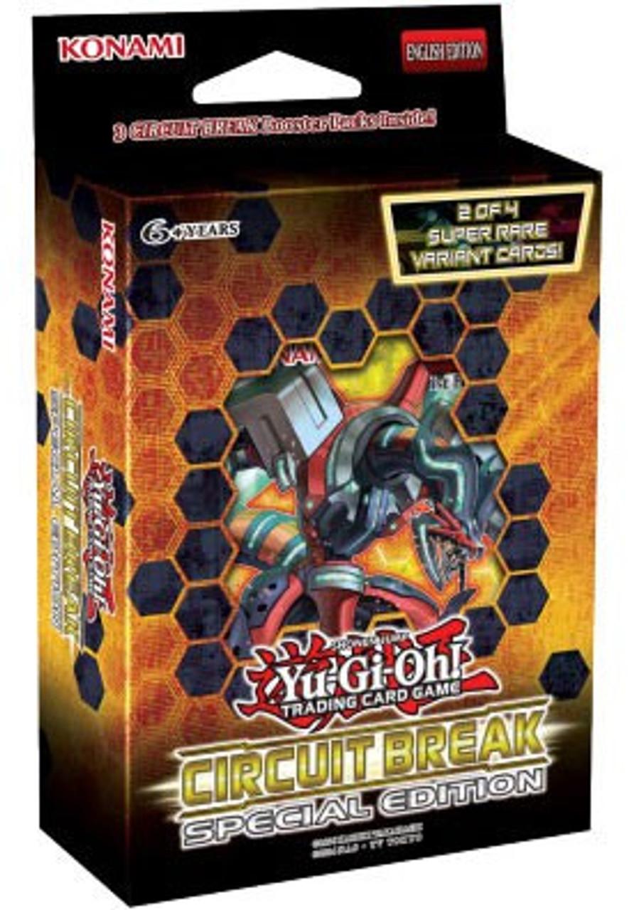 YuGiOh Circuit Break Special Edition Pack (Pre-Order ships December)