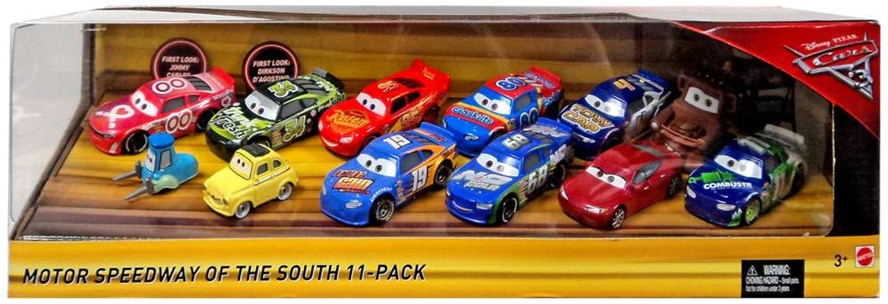 Disney Cars Cars 3 Motor Speedway Of The South Exclusive