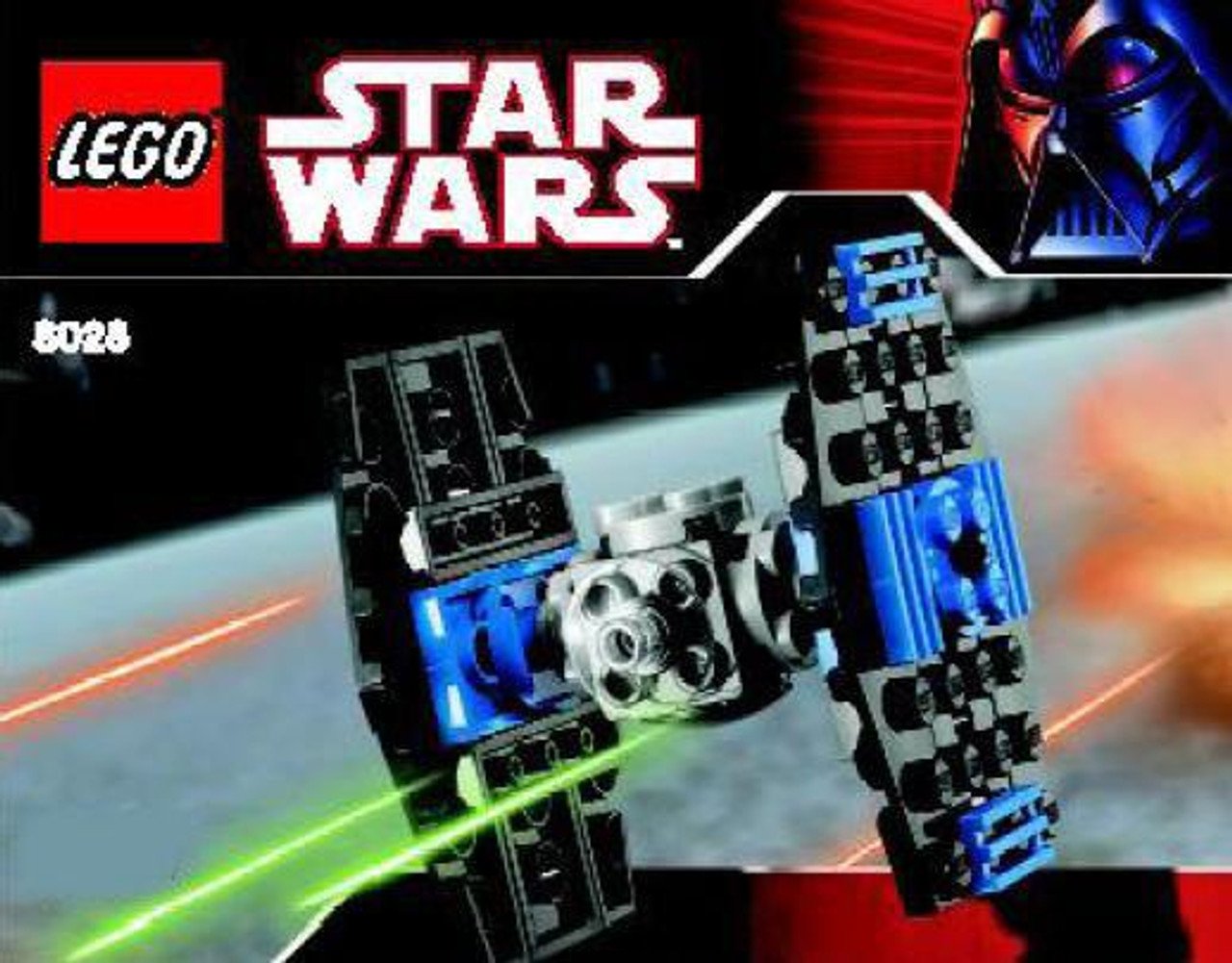 LEGO Star Wars A New Hope Tie-Fighter Exclusive Mini Set #8028 [Bagged]